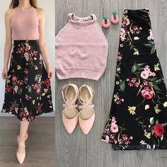 casual dress for reunion 50 best outfits - Casual Dresses - Ideas of Casual Dresses Cute Dress Outfits, Casual Skirt Outfits, Simple Outfits, Classy Outfits, Chic Outfits, Casual Dresses, Summer Outfits, Fashion Mode, Skirt Fashion