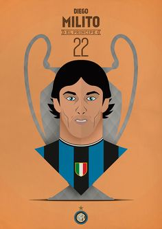 FC INTER - Thank you heroes by Francesco Pedrazzini, via Behance