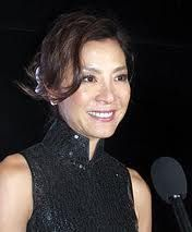 Michelle Yeoh is a Malaysian Actress and well recognized by her stunts in action movies through which she is on fame in early 1990s. She was born in Ipoh on August 6th, 1962 and her birth name was Yeoh Choo Kheng.