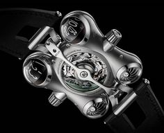 HM6 'Space Pirate' by MB&F
