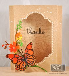 Butterfly Shadow Box by Lisa Silver -Project ideas using your Scor-Pal