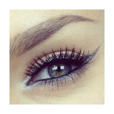 Tumblr Makeup Ideas For Blue Eyes fashionplaceface.com ❤ liked on Polyvore featuring makeup, eyes, beauty and eye makeup