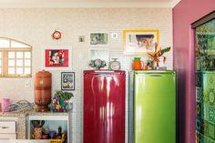 Casinha colorida: Casa Aberta: casinha colorida em Brasília