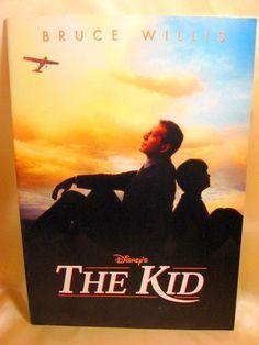 Movie Program Japan- KID, THE (Disney) /2000/ BRUCE WILLIS, SPENCER BRESLIN