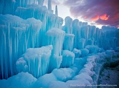 """Midway Ice Castles - This is one of the images featured in my 2015 Photo Calendar from the Midway Utah Ice Castles. Visit this link to order your calendar today!  <a href=""""http://actionphototours.com/?p=4173"""">http://actionphototours.com/?p=4173</a>"""