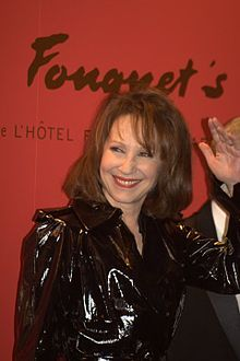 "Nathalie Baye 2006 ""Le petit lieutenant"""