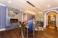 Thank you Kathy Corbet Interiors for designing upstairs family room! Daily tours of our beautiful Richmond Symphony Orchestra League Designer House through October 13. Details at www.rsol.org. #rvadesignerhouse
