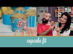 Cupcake Fit (bolo sem açúcar e sem farinha) | Cozinha para 2 - YouTube