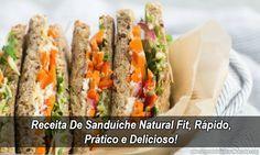 Vida agitada por aí né? Que tal um sanduíche natural Fit super nutritivo e delicioso? Você vai ficar surpresa! Simples de fazer e bem saudável... ➡ https://segredodefinicaomuscular.com/receita-de-sanduiche-natural-fit-rapido-pratico-e-delicioso/ #receitasfit #EstiloDeVidaFitness #SegredoDefiniçãoMuscular