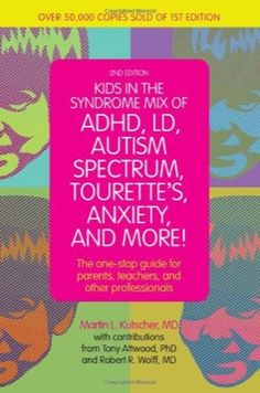 Kids in the Syndrome Mix of ADHD, LD, Asperger's, Tourette's, Bipolar and More! Second edition