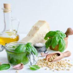 Pesto alla Genovese Sauces, Homemade Pesto, Fresh Pasta, Basil, Homemade, Fine Dining, Recipes, Dips, Gravy