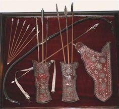 mongol arrow quiver - Google Search