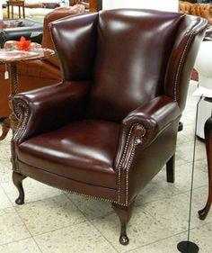 Ganz modern und super chic : Colchester Wing Chair