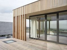 Residential house in Untereggen Tom Munz architect -  -