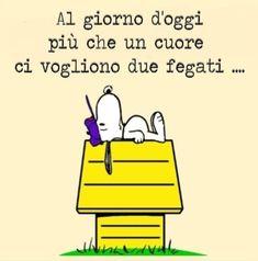 Snoopy Quotes, Snoopy Christmas, Italian Quotes, Cheer Up, More Than Words, Vignettes, Einstein, Nostalgia, Wisdom