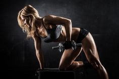 The best Bodybuilding workouts for Women should be specifically tailored to Women's Body types, Hormonal and Anatomical makeups. This article will share a brief history of the evolution of female Bodybuilding and explain the best Bodybuilding Workouts. Best Workout Music, Full Body Gym Workout, Workout Fitness, Woman Workout, Curves Workout, Girl Workout, Sport Motivation, Fitness Motivation, Female Motivation