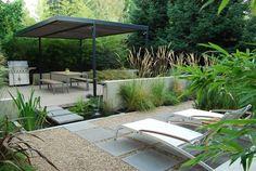 """04_barden_residence_patio """"Dream Team's"""" Portland Garden Garden Design Calimesa, CA"""