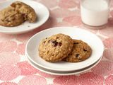 Guy Fieri's Craisy Oatmeal Cookies - Amazing combination, rosemary and cranberries!!  Haven't made them in a while, definitely need to make them sometime soon!  I like extra rosemary!