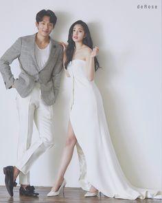 DeROSE [2018] - KOREA PRE WEDDING PHOTOSHOOT by LOVINGYOU