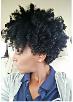 Cute little afro Natural Hair Cuts, Natural Hair Styles, Tapered Hair, Tapered Natural Hair Cut, Pelo Afro, Corte Y Color, Natural Hair Inspiration, Hair Journey, Big Hair