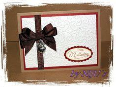 Anett´s Kreativkiste Karte zum Muttertag gestempelt