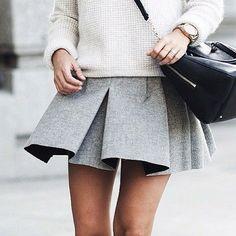 Neopreen skirt