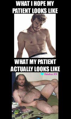 Nurses wish. Nurse humor. Nursing humor. Registered nurse. RN. Meme.