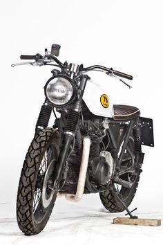 '79 Kawasaki KZ750B | 76Hundred