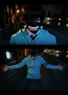 Ken Kaneki - Omiya(Omiya) Ken Kaneki Cosplay Photo - WorldCosplay