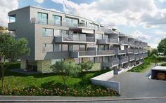 Credit Suisse AG + Wincasa AG Querbeet - Hedingen 3d Modellierung, Studios, Credit Suisse, Mansions, House Styles, Home Decor, Architecture, Decoration Home, Room Decor