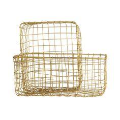 large rectangular basket Deluxe .:serendipity.fr:.