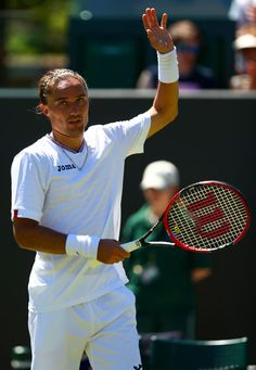 Alexandr Dolgopolov Photos - Day Two: The Championships - Wimbledon 2015 - Zimbio