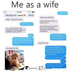 This will be me so my future husband better be ready.
