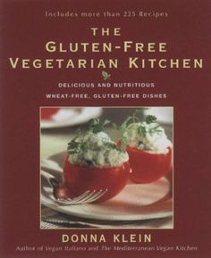 Gluten Free Vegetarian Cook Book