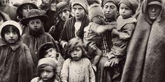 Le donne e i bambini della Battaglia di Vittorio Veneto