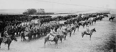 Canadian Army, Canadian History, English Longbow, World War One, Military History, Vintage Pictures, Wwi, Cool Artwork, War Horses
