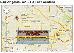 STD Testing Los Angeles