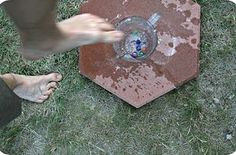 Fishing For Marbles | 27 Insanely Fun Yard Games That People Of All Ages Will Love