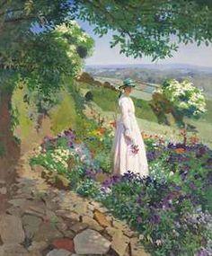 HAROLD C. HARVEY (1874-1941) SUMMER