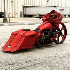 372 Likes, 4 Comments – HD Tourer & Baggers (H D.baggers) to Instag … - Motorcycle Custom Custom Baggers, Custom Choppers, Custom Harleys, Custom Motorcycles, Triumph Motorcycles, Harley Bagger, Bagger Motorcycle, Harley Bikes, Motorcycle Garage