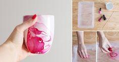 Cómo+decorar+tazas+de+manera+original+y+colorida
