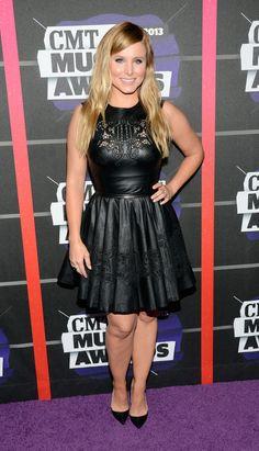 Kristen Bell For more visit: www.charmingdamsels.tk