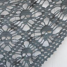 skull shawl en francais