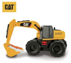Buy CAT Big Builder Light and Sound Excavator at Argos.co.uk, visit Argos.co.uk to shop online for Baby activity toys, Baby toys, Baby and nursery