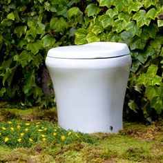 Envirolet FlushSmart VF | Vacuum Flush Composting Toilet System  THIS is the toilet I really want. And a greywater system.