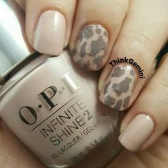 Would you try OPI Infinite Shine Tiramisu For Two Spot by Christine M? Vote on Preen.Me!