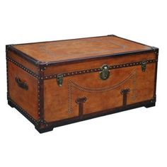 Check out this item at One Kings Lane! Bishop Cocktail Chest