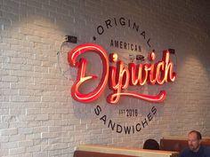 25 Ideas Exterior Signage Restaurant Interior Design For 2019 Restaurant Signage, Store Signage, Retail Signage, Wayfinding Signage, Restaurant Interior Design, Signage Design, Cafe Signage, Logo Design, Design Design