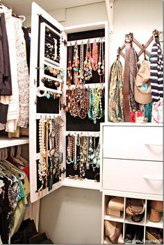 Ordinaire Organizing My Closet