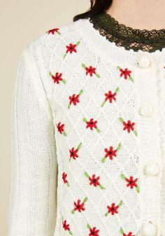 Cardi All the Time | Mod Retro Vintage Sweaters | ModCloth.com